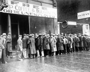 Even during the Great Depression of the 1930s, there were people who thrived financially.